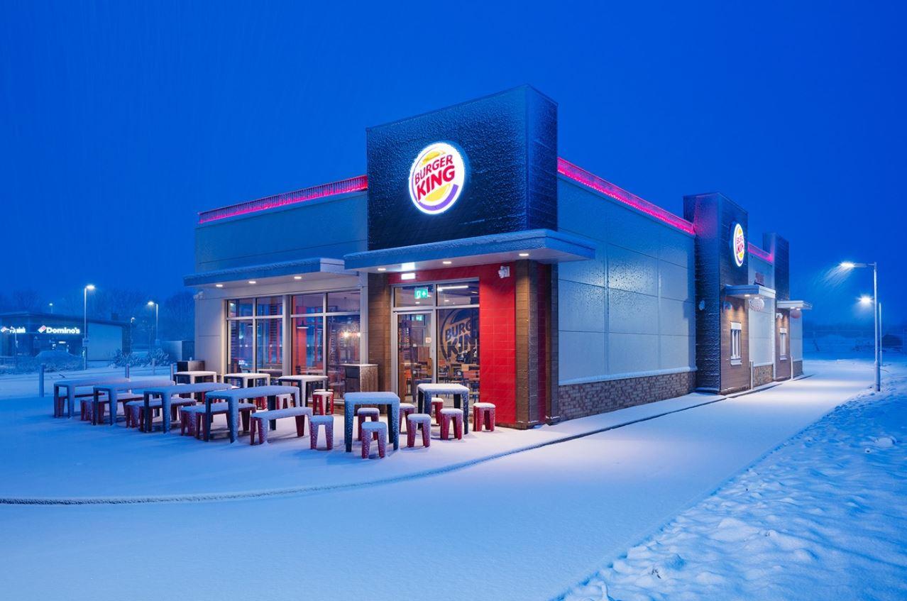 Browns Studio Burger King